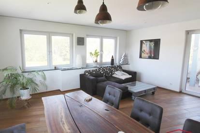 3-Zimmerwohnung mit perfekter Raumaufteilung und großem Gartenanteil