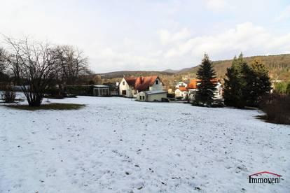Tolles Baugrundstück mit altem Haus in Sparbach nahe Wiens