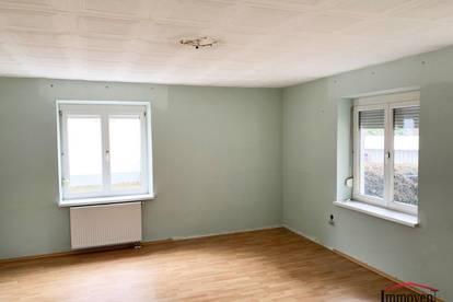 Sanierungsbedürftige 2-Zimmerwohnung bei Köflach!