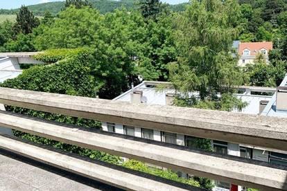 Charmantes Architektenreihenhaus mit Terrassen in Grünruhelage