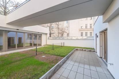 ruhige Gartenwohnungen inmitten der Stadt - Vergabestart im Projekt Margaretenstraße 25!