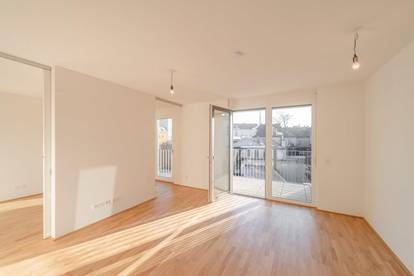 Vergabestart in der Margaretenstraße 25! Ideale, hofseitige Kleinwohnungen mit Balkon!