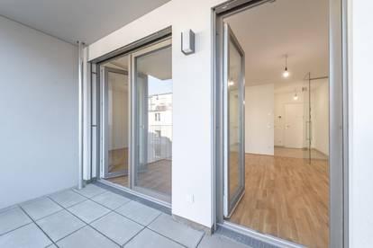 top Erstbezugswohnung (2 Zi.) mit Balkon im Projekt Margaretenstraße 25! Bezugsfertig!