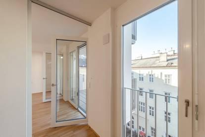 perfekte Stadtwohnung mit Balkon // ERSTBEZUG - Videobesichtigung möglich!