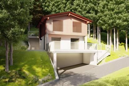 Zweitwohnsitz möglich: charmantes Ferienhaus in Sankt Sebastian, Waldpromenade 15