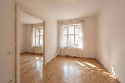 großzügige 3-Zimmer Wohnung (WG geeignet) mit Garten-Loggia - Sieveringer Straße 30