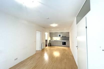 ruhige 2-Zimmer Neubauwohnung mit Innenhof-Terrasse - ab sofort verfügbar!
