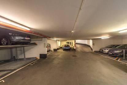 letzter freier Stapelparkplatz!! (maximal 1,5m Autohöhe) in der Hugogasse 4 // ab sofort!