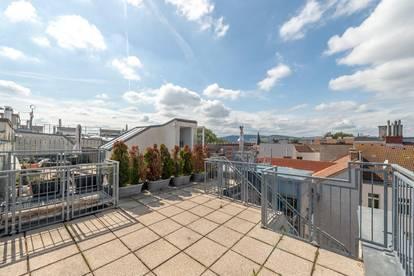 Single-Wohnung mit Dachterrasse - Hickelgasse 23