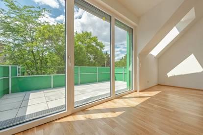 Ideale 3-Zimmer Wohnung mit großem Balkon / Wohnen in Hirschstetten