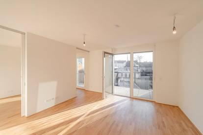 ideale, hofseitige Singlewohnung mit Balkon in der Margaretenstr. 25 (ERSTBEZUG)