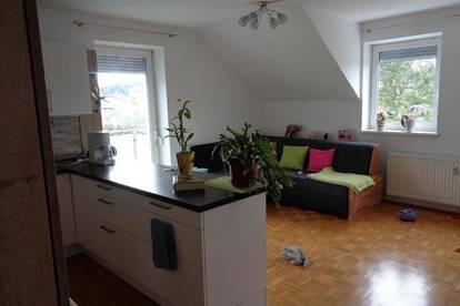 Wohnung mit Balkon südseitig