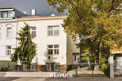 Geräumige, helle & frisch renovierte Jahrhundertwende Villa mit gepflegtem Garten im Herzen von Penzing