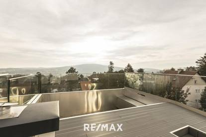 360° RUNDGANG | EIGENES POOL | 97 m² DACHTERRASSE | PROVISIONSFREI!