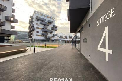 Erstbezug: Helle 3-Zimmer-Wohnung (58 m²) im 5. OG mit Balkon (8 m²) und optimaler Anbindung