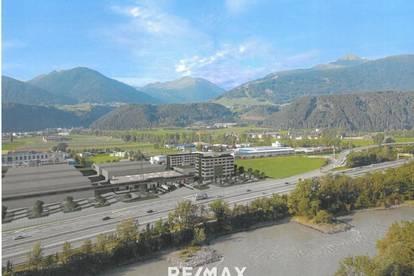 Flexibel einteilbare und erweiterbare Produktions- und Gewerbeflächen im neuen Tirol Center Kematen zu mieten
