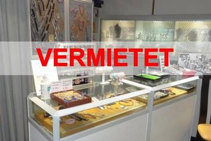 Achtung - Preisreduktion!!! Kleine, sehr gut frequentierte Geschäftsfläche in Zentrumslage von Innsbruck zu mieten