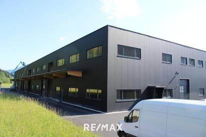 NEUE Gewerbehalle in Hozbauweise - Miete