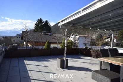 4-Zimmer-Maisonette mit Dachterasse und unverbaubarem Panoramablick