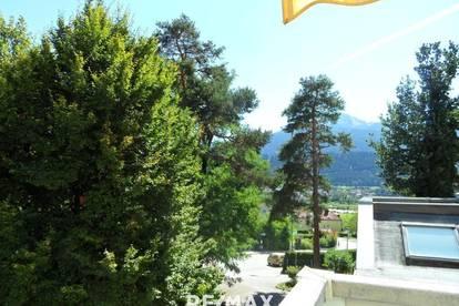 Geräumige 1-Zimmer-Wohnung mit grosser Terrasse
