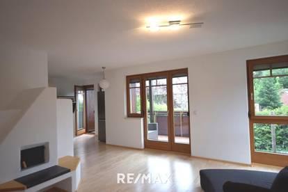 4-Zimmer-Garten-Wohnung - MIETE