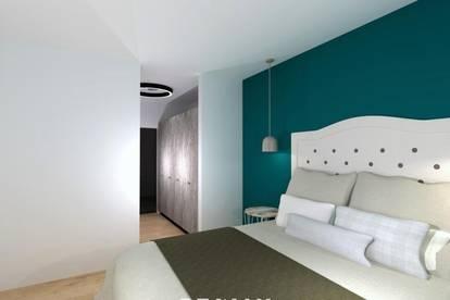 ERSTBEZUG - Exklusives Penthouse mit Dachgarten