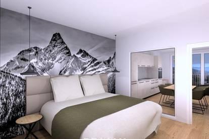 ERSTBEZUG - Stilvolle 2 Zimmer Wohnung mit Balkon