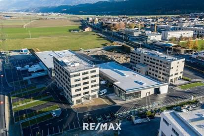 Beliebig erweiterbare Lager- bzw. Logistikflächen im neuen Tirol Center Kematen zu mieten