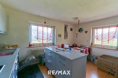 3-Zimmer-Wohnung mitten in der Natur