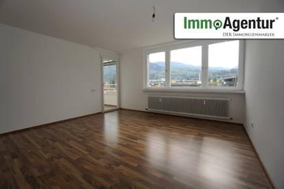Tolle 2 Zimmerwohnung mit Balkon und wunderbarer Aussicht in Dornbirn zur Miete
