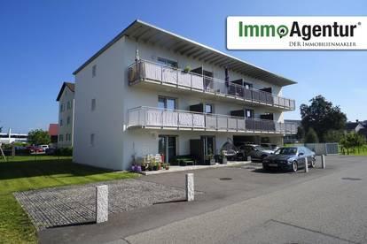 Tolle 2-Zimmerwohnung mit Balkon und Carport in Höchst, Top 04