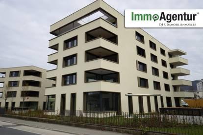Neubau: 2 Zimmerwohnung mit Loggia und Seesicht in Lochau - Haus F Top 12