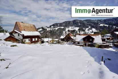 KEHLEGG, DORNBIRN: Schön geschnittenes Grundstück zu verkaufen / Bieterverfahren