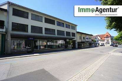 Großzügige Geschäftsfläche in frequentierter Lage in Götzis