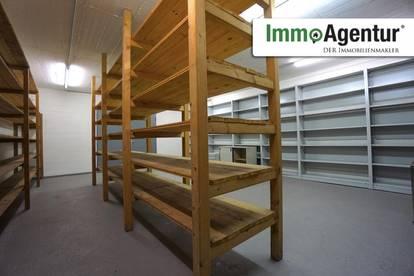 Kellerfläche in Bludenzer Toplage zu vermieten