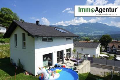 Schönes und gepflegtes Einfamilienhaus in ruhiger Lage in Nenzing