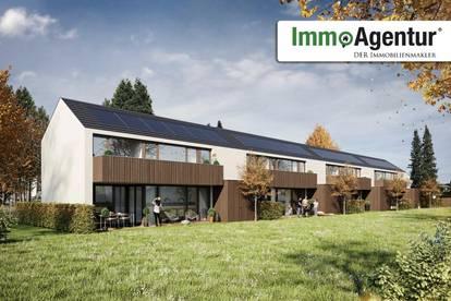 Neubau: Modernes Reihenhaus in Höchst zu verkaufen, Haus 4