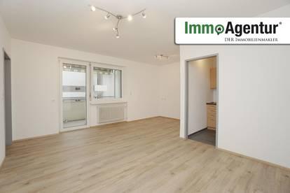 FRISCH SANIERT: Zentrale 2 Zimmerwohnung in Dornbirn zu vermieten, bezugsfertig