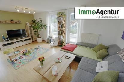 PANORAMABLICK: 3-Zi-Dachgeschosswohnung in Ludesch zu verkaufen