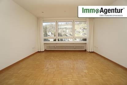 Schöne 3 Zimmerwohnung mit Balkon und Bahnhofsnähe in Feldkirch zur Miete