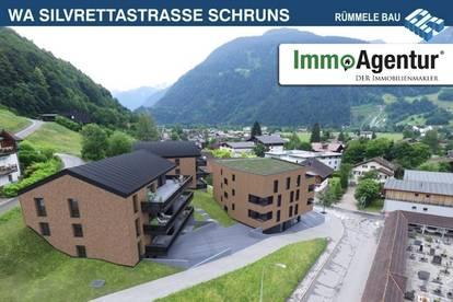 PROVISIONSFREI, Neubau: Exklusive 4 Zimmer Penthousewohnung in Schruns, Haus B Top 6