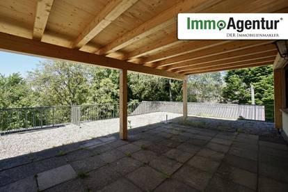 Tolle 3 Zimmerwohnung mit großer Terrasse in zentraler Lage zu vermieten