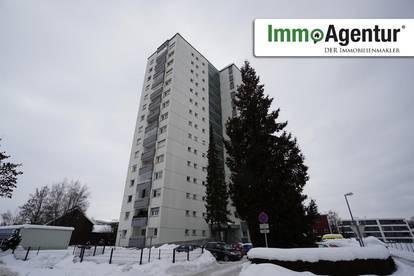 Tolle 3 Zimmerwohnung mit Balkon und schöner Aussicht in Bregenz