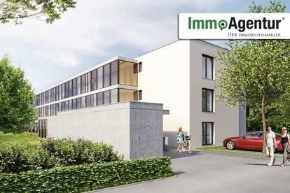 Neubau: Super 2 Zimmer Dachgeschosswohnung mit Terrasse in Feldkirch Top 20