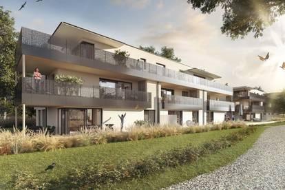 3-Zimmer Gartenwohnung in exklusivem Neubauprojekt