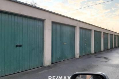 Garage in Zentrumsnähe