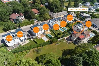 Haus mit Pool & traumhaften Blick nach Wien - Provisionsfrei ! Letztes Haus