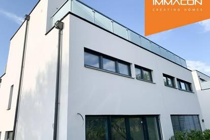 Moderne Doppelhaushälfte - exklusive Ausstattung