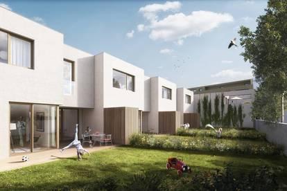 Reihenhaus Top 2/2 - Familienfreundliches, grünes Wohnen in Wolkersdorf vor den Toren Wiens