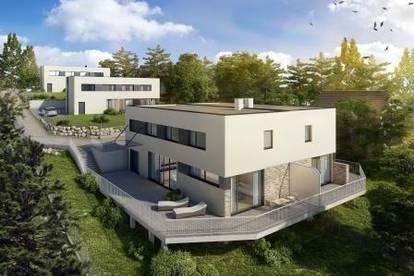 Provisionsfrei! Sagenhaft Wohnen am Sagberg! exklusive Doppelhaushälfte Nr.3 in Purkersdorf